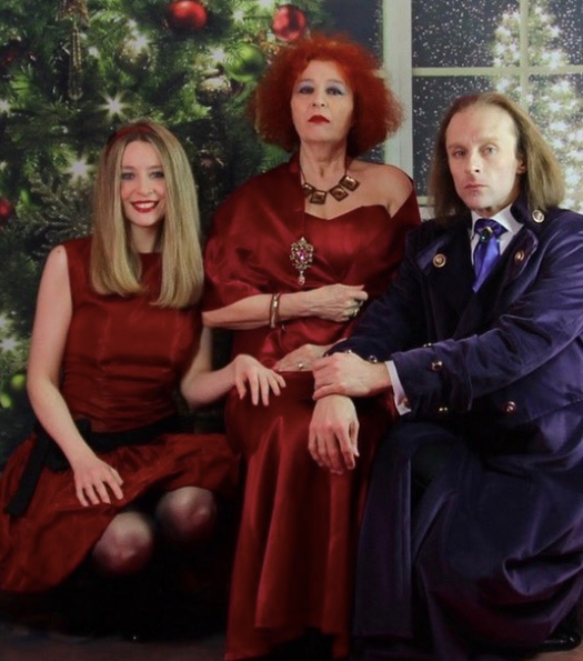 Merry Christmas de LA FAMILLE ACKERMANN !!!