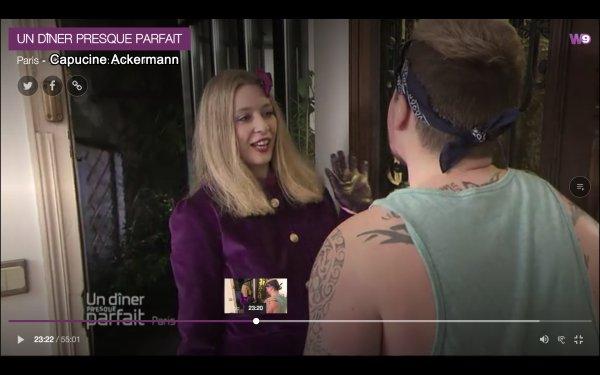 La comtesse de la mode Capucine Ackermann, dans tous ses Excès ! 😋