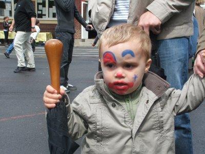 les ptits clowns