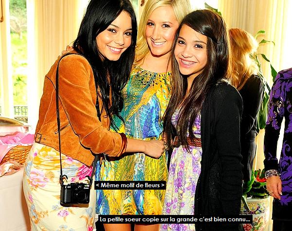 . Le 09 Janvier 2010, Stella était présente à la Baby Shower de la soeur d'Ashley pour une soirée entre filles (hypocrites). .