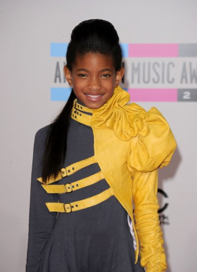 Willow Smith au American Music Awards