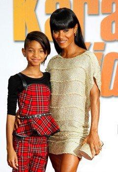 """Willow Smith : sa mère Jada-Pinkett confie : """"Elle ne suit aucune règle"""""""