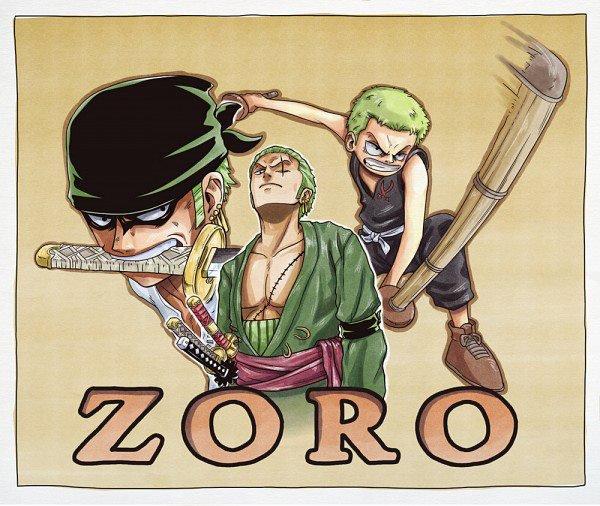 Roronoa Zoro <3