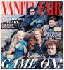 - PHOTOSHOOT : April 2014 _____________________ Vanity Fair Magazine  Encore un nouveau photoshoot pour Emilia ... mais cette fois pas toute seule ! Découvrez les premiers clichés de la prochaine couverture de Vanity Fair qui met Game Of Thrones à l'honneur, et nous offre un tout nouveau et bien rare photoshoot avec le cast principal réuni ! Avec la cover et les premiers scans, découvrez aussi la vidéo BTS qui nous dévoile encore des photos juste sublimes, sensationnelles, que l'on risque pas d'oublier ...