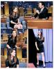 - TV Show : 19.03.14 ___________________ The tonight show with Jimmy Fallon Juste le lendemain de la Première Mondiale, la promo continue pour Emilia, qui était hier présente au Tonight Show pour promouvoir la saison 4. Encore une fois, nous la retrouvons juste sublime et pleine de naturel et de fraîcheur dans une robe noire signée Balenciaga, les cheveux lisses et un maquillage tout bien proportionné, TOP, elle est juste rayonnante !