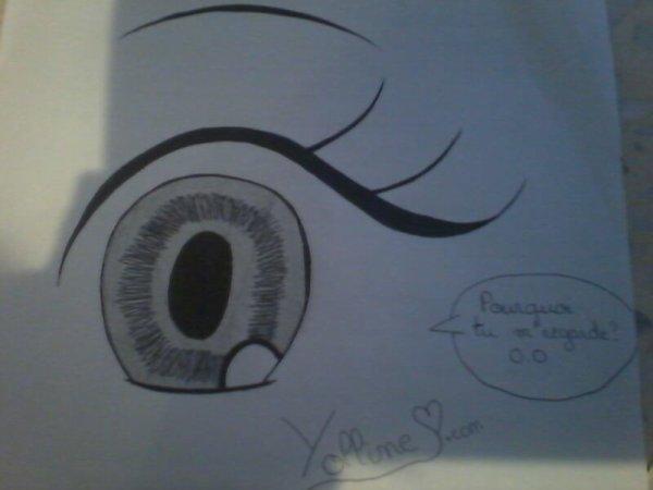Un oeil! :o --'