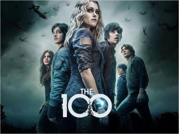 The 100 (la série hein)