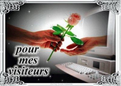 pour vous mes amis