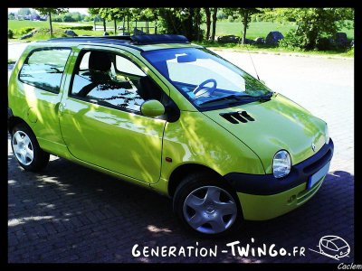 Vos Twingo en photo !