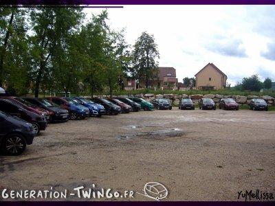 Rassemblement Twingo 2010