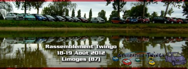 Rassemblement Twingo 2012