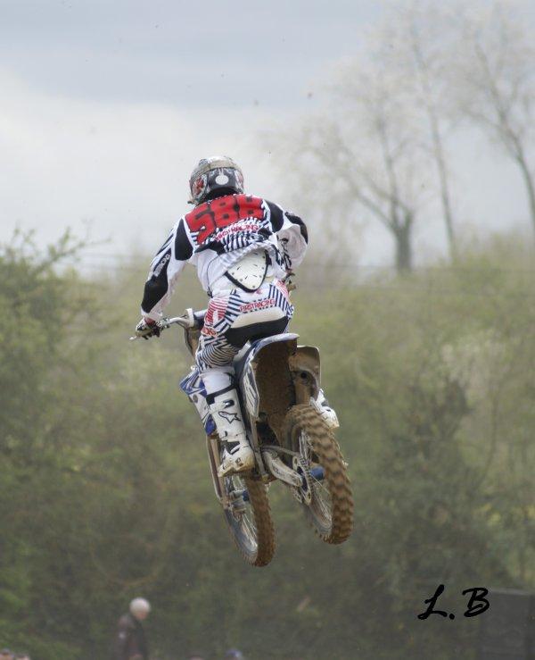 Un Jour au Moto Cross..