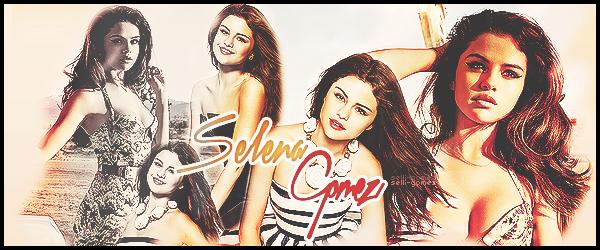 ● ● ● Bienvenue sur Selli-Gomez, votre source d'actualité sur la belle Selena Gomez.