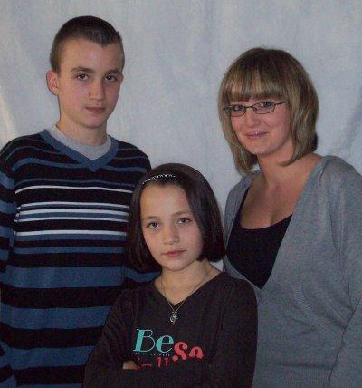 mes trois enfants que j'aime (l)