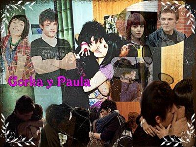 Montage de Paula et Greg