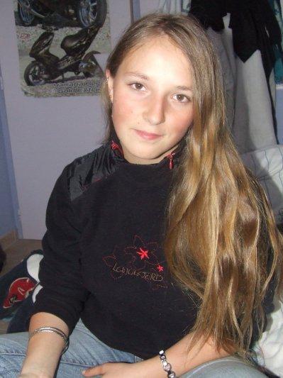 ma petite soeur Agnès