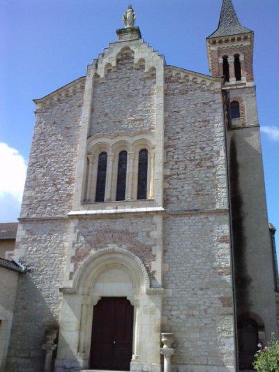 L'église de la Chartreuse à Cahors très joli coin