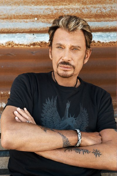 Johnny Hallyday 1 star du rock