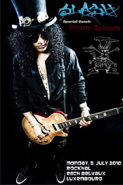 Mr slash.....<3