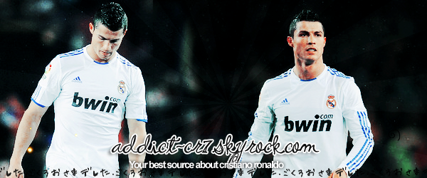 [ Article 01 ]  Malheuresement Le BlOg ADDICT-CR7 prends Fiin