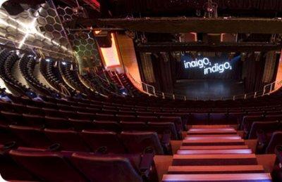 En concert le 28 Avril 2012 à Londres