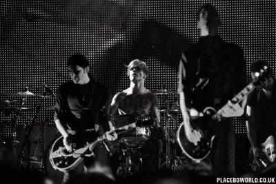 Placebo en tournée en septembre 2012 en Russie