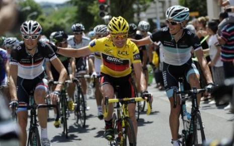 Tour de France 2011: Résumé