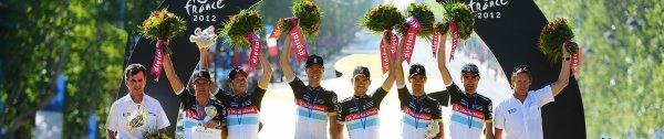 Tour de France 2012: Résumé