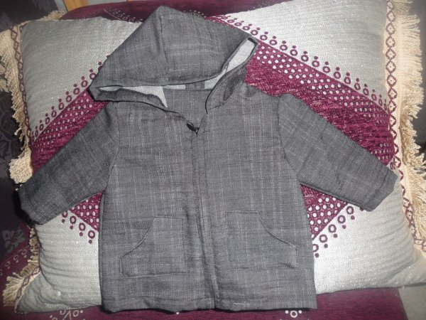 veste bébé garçon 3mois