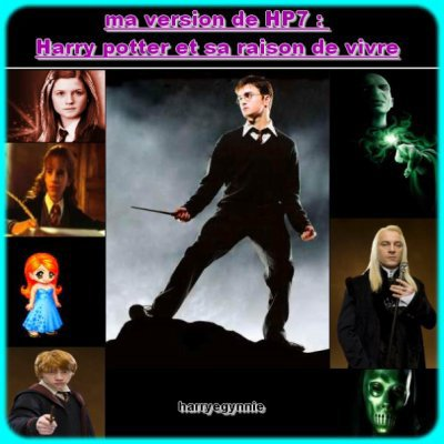 Harry Potter et sa raison de vivre