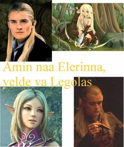 L'héritière de Legolas