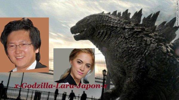 Histoire de Godzilla et d'une Américaine, ancienne habitante du Japon