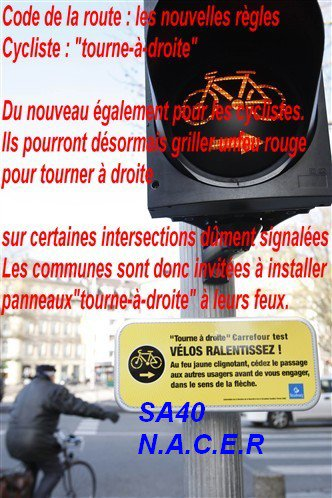 Scooters, vélos : attention, nouveau code de la route