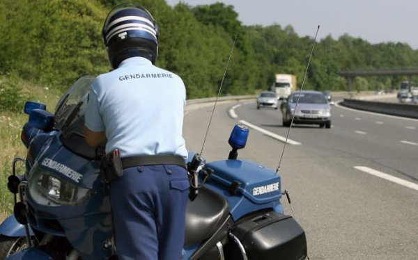 Le nombre de morts sur les routes baisse de 15,1% au 1er semestre