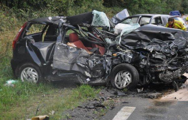 Pour la 21e fois cette année, la Saône-et-Loire a été le théâtre d'un dramatique accident de la route,