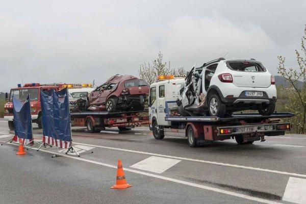 Espagne: Ce que l'on sait de l'accident de la route qui a fait 7 morts dont 5 résidant en France
