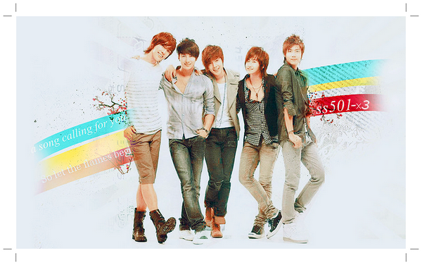 SS501 for love