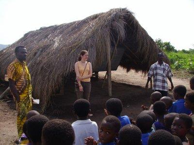 chantier humanitaire au togo  + stage de formation