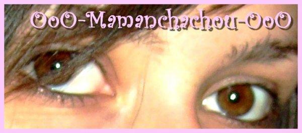 MamanChachou' s secret story.:)