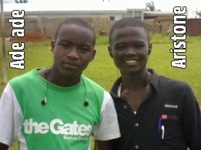 jonathan & aristide
