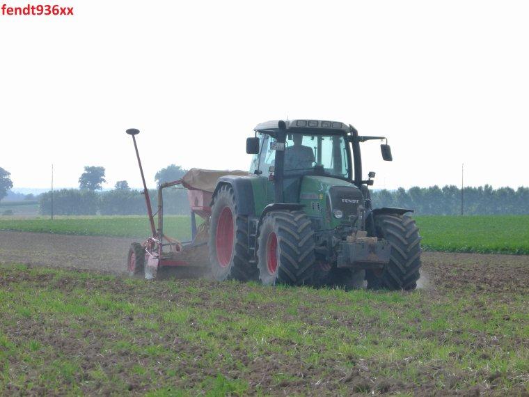 Semis d 39 engrais vert agri fendt land - Engrais vert d automne ...
