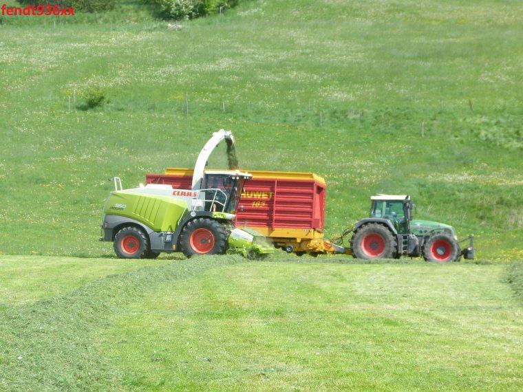 Ensilage d'herbes (Ruwet)