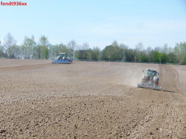 Préparation des terres (Vital Laschet & fils)