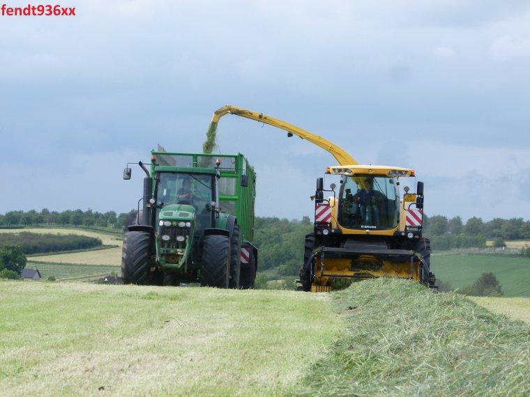 Ensilage d'herbes (Hartmann)