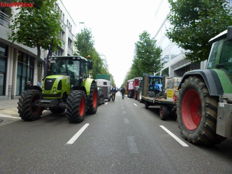 Manif Bruxelles 07/09/2015