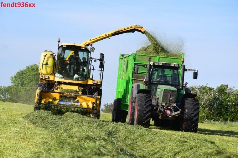 Ensilage d'herbes (J-M Nix)