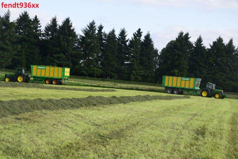 Ensilage d'herbes (JF Hensen)