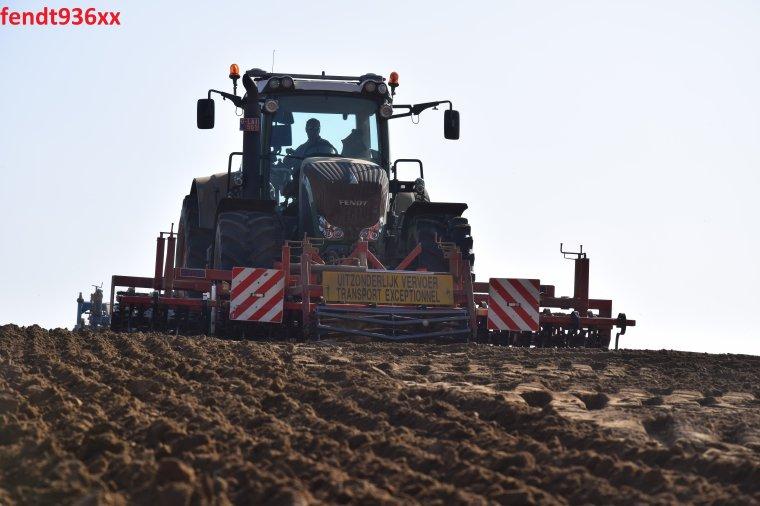 Préparation des terres 017