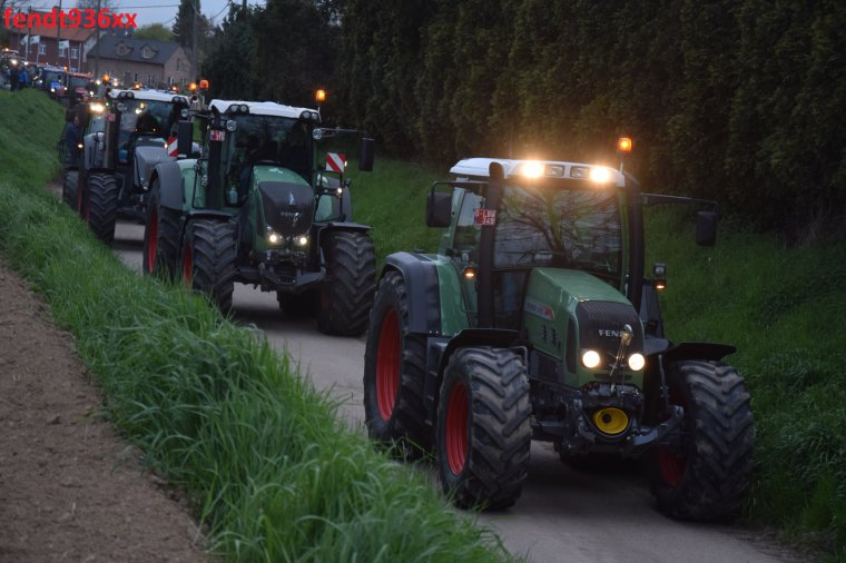 Bénediction de tracteurs à Mal 017