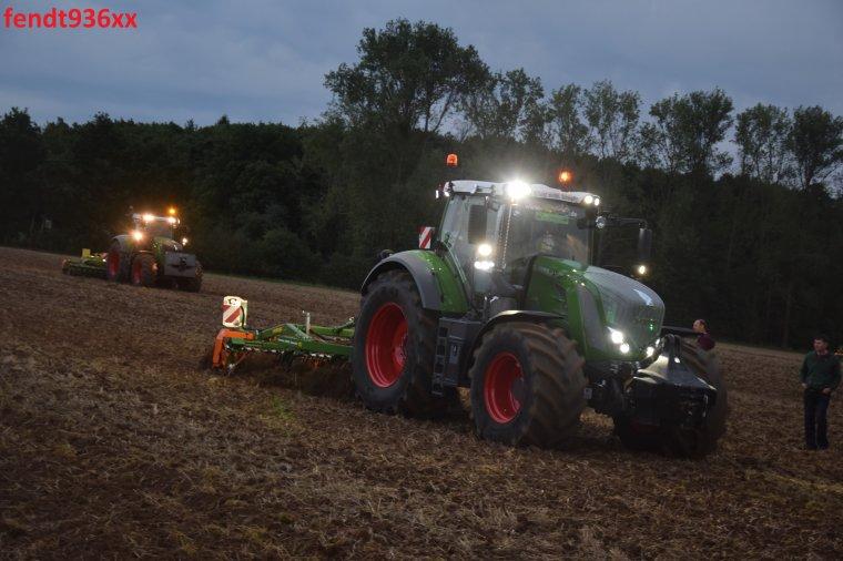 Démo Fendt & Amazone (Willi Becker Landmaschinen)